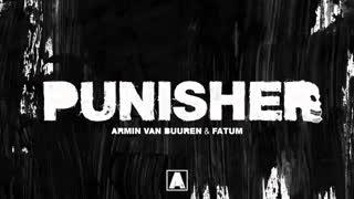 دانلود آهنگ تکنو از Armin van Buuren & Fatum بنام Punisher