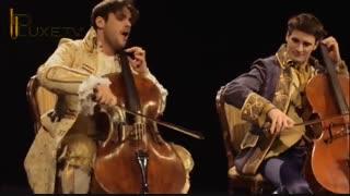 نوازندگی حیرت انگیز ویولن سل hauser