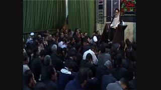 روضه حضرت ابالفضل تاسوعا 1395
