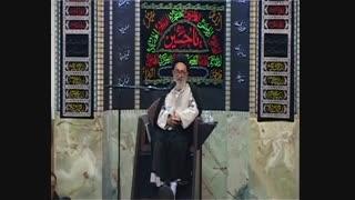 روضه حضرت علی اکبر محرم 1395