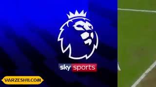 برترین گلهای والی تاریخ لیگ برتر انگلیس