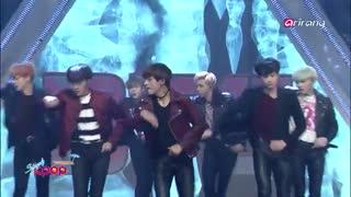 دانلود اجرای زنده آهنگ RUN از BTS با زیرنویس فارسی