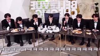 واکنش BTS به خودشون(پیشنهادی)