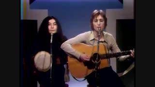 جان لنون،John Lennon & Yoko Ono - The Luck Of The Irish (Uncensored)
