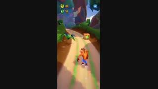 نگاهی بر گیم پلی فوق العاده بازی  Crash Bandicoot