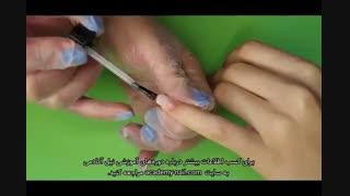 آموزش کاشت ناخن مادر - پرایمر - موادگذاری - نیل آکادمی