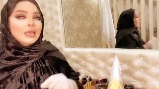 مدرس تخصصی میکاپ عروس _ فیروزه صابونی