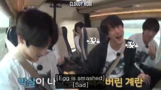 jin funny moments و توضیحات حتمی