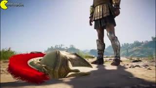 گیم پلی مختصر و مفیدی از فضای کلی بازی Assassins Creed Odyseey .