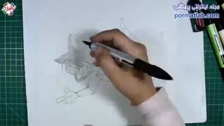 آموزش طراحی تام و جری - 15097