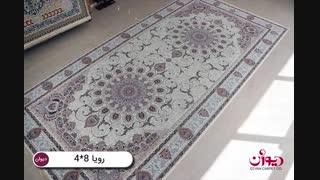 رونمایی ازجدیدترین  فرش های بزرگ پارچه و سفارشی