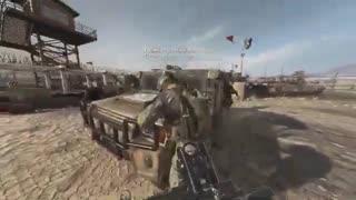 گیمپلی بازی Call of Duty Modern Warfare 2 Remastered