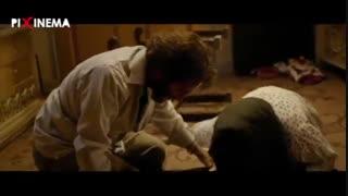 فیلم سینمایی شبی که ماه کامل شد ، سکانس قتل فائزه توسط عبدالحمید