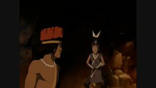 انیمیشن آواتار آخرین باد افزار،فصل دوم،قسمت دوم با دوبله فارسی