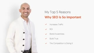 Introduction to SEO and Why It's Important - SEO Unlocked - Free SEO Course with Neil Patel