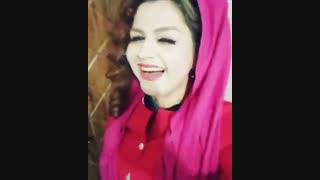 دابسمش عالیجناب عشق ایوان بند با اجرای زیباترین دختر ایران