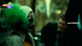 فیلم جوکر ، سکانس مترو و قتل افراد توسط آرتور (واکین فینیکس) ۱۵+