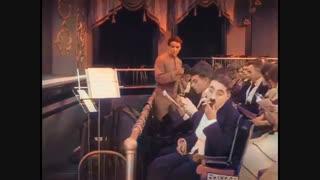 فیلم  کلاسیک شبی در تاتر  A Night in the Show (1915) | Charlie Chaplin