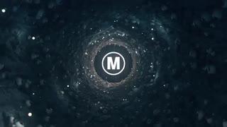 پروژه افترافکت نمایش لوگو در تونل ترسناک