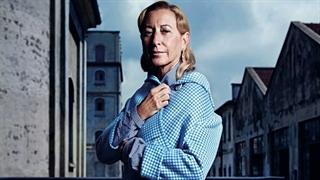 زندگینامه تصویری میوچا بیانچی پرادا طراح لباس مشهور ایتالیایی