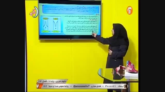 علوم تجربی پایه 7 - فصل 14 _ 21 اردیبهشت 99 آموزشگاه ایران من