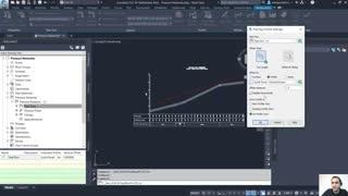 امکانات جدید Autodesk AutoCAD Civil 3D 2021