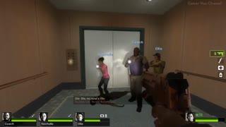 گیمپلی بازی Left 4 Dead
