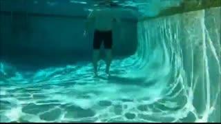 ورزش قدرتی در آب قسمت دوم