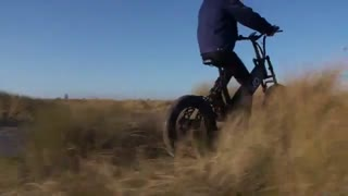 A1؛ شاهکار دوچرخ با قلب الکتریکی!