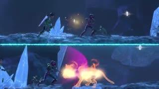 تریلر معرفی بازی Trollhunters Defenders of Arcadia