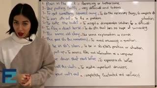 اصطلاحات پرکاربرد انگلیسی