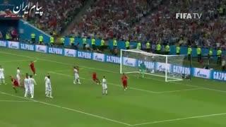 10 گل برتر جام جهانی ۲۰۱۸ روسیه به انتخاب سایت فیفا