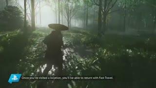 تریلر 18 دقیقه ای جدید از بازی Ghost of Tsushima