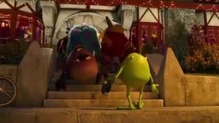 تریلر انیمیشن ( دانشگاه هیولاها | Monsters University 2013 ) دانلود در سایت فیس مووی (FaceMovie.ir)