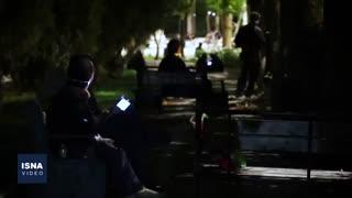 مراسم احیای شب بیستوسوم رمضان در تهران