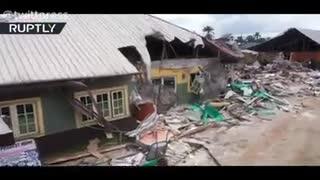 تخریب هتلها به خاطر نقض قوانین قرنطینه کرونایی