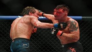 مبارزه دارن الکینز با نیت لندور در UfC Fight Night 176 بصورت کامل