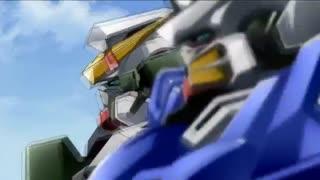 تریلر انیمه ( جنگجویان گاندام | Mobile Suit Gundam 00 ) دانلود در سایت فیس مووی (FaceMovie.ir)