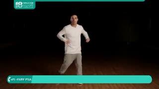 آموزش قدم به قدم هیپ هاپ   هیپ هاپ دنس  ( بهترین حرکات هیپ هاپ )