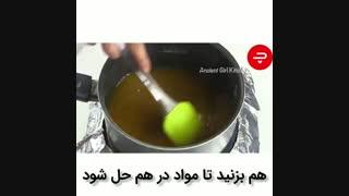 طرز تهیه کاچی سنتی