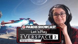 لتسپلی بازی شوتر فضایی و کاوشی  EVERSPACE 2  (دمو نمایشگاه PAX)