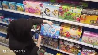 خرید مطمئن اسباب بازی در دوران کرونا