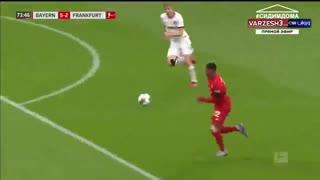 گل بخودی جذاب و تماشایی مارتین هینترگر برابر  بایرن مونیخ!