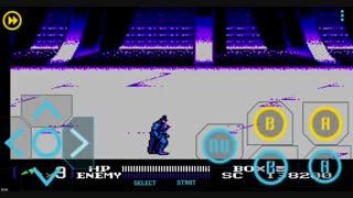 Batman Returns NES Game - Part 2 End Game