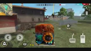 Solo Ranked Game Mode In Bermuda Garena Free Fire - 473 Damage By AWM