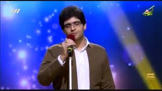 اجرای خوانندگی علی حاتمی در فصل دوم عصر جدید