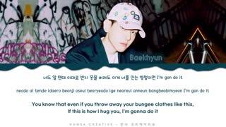 ویدئو لایریک آهنگ Bungee از آلبوم Delight بکهیون اکسو Baekhyun EXO