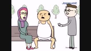 جدیدترین انیمیشن سوریلند - علایم بلوغ در پسران (پسران شاخ مجازی اینستا)