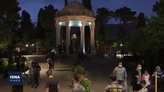 بازگشایی حافظیه شیراز پس از سه ماه تعطیلی