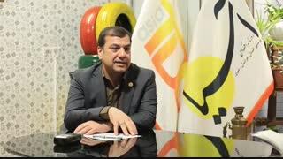گفت وگو با《حسین محمدیان》،صادر کننده نمونه کشوری_قسمت دوم